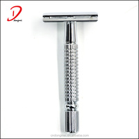 High quality double edge safety razor,butterfly razor for shaving
