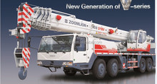 55tons zoomlion grue mobile