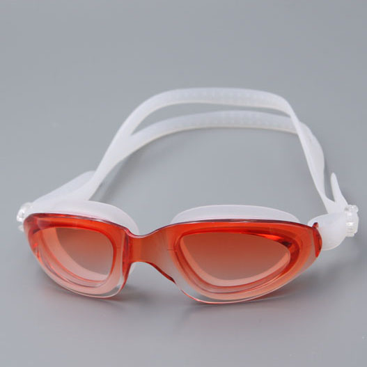 mirror swimming goggles antifog, racing swimming glasses with ear plug