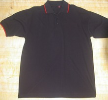 OEM Wholesale 100% Cotton 220 Gram Fabric Men&Women Polo Shirt