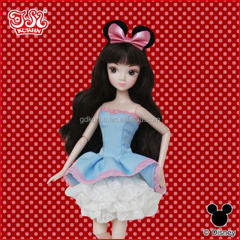 Disney modern Mickey dress-up doll toy