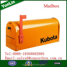Well-known for its fine quality commercial outdoor cluster mailboxes