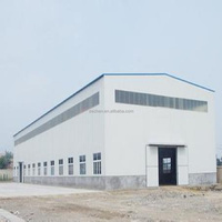 structural steel types of poultry house