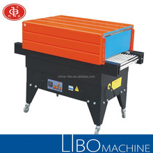 BS-A Series Pallet/Bottle Shrink Wrap Machine for Books