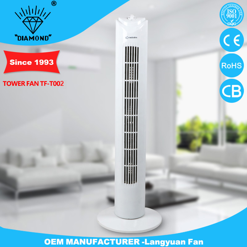 China wholesale 29 inch 40W white cooling tower fan with long service life