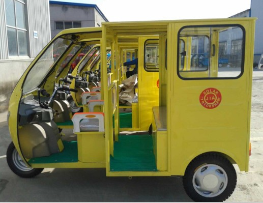 Closed truck trike motorcycle /tricycle for sale