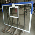 Safety tempered glass basketball board with reasonable price