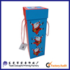 christmas decorative 1 bottle cardboard wine packaging box