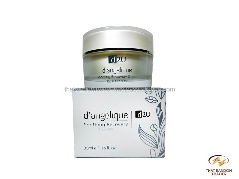 d'2U d'angelique Soothing Recovery Cream 35gm
