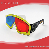 Paper chromadepth 3d glasses paper refraction depth 3d glasses