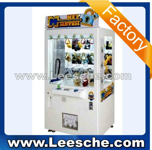 LSJQ-385 key master Advanced motherboard crane claw machine for sale/claw crane vending machines for sale XL