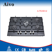 2016 See larger image Hot sale 5 burners Gas stove - Gas hob - Cocina de gas