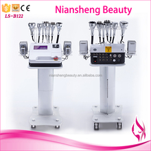 Hot Sale Laser Lipolysis Slim RF Diode Vacuum Cavitation Ultrasonic Weight Loss Spa beauty machine LS-B122