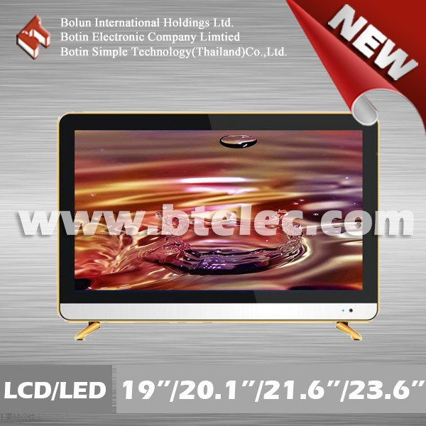 television companies 23inch analogue /dvb-t led tv