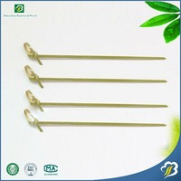 Natural bamboo sticks, Bread bamboo stick, thin bamboo skewers sticks