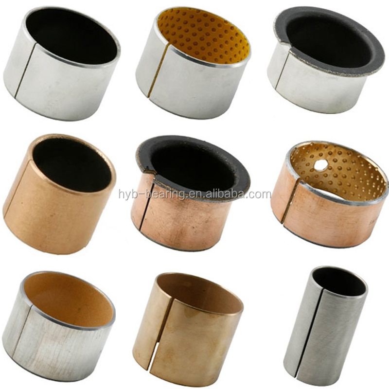 Truck Mounted Cranes WICO Bimetal bushing,Steel copper sleeve bushing,CU10SN10 conveyor belt Bi metal bronze Bushing