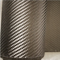 high strength high modulus light weight carbon fiber fabric cloth
