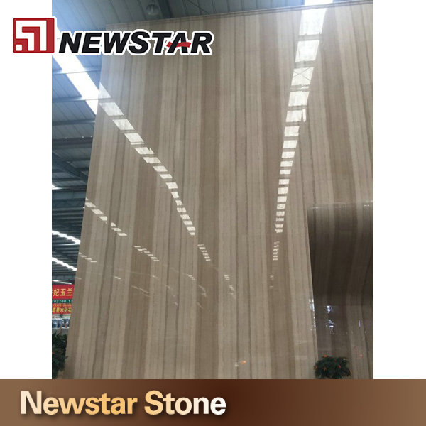 Newstar Imported Nature Stone White Marble Italy Wooden