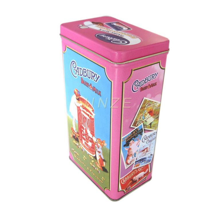Attractive design delicate small tin containers buy for Small tin containers