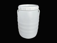 HDPE 60 liters plastic drum