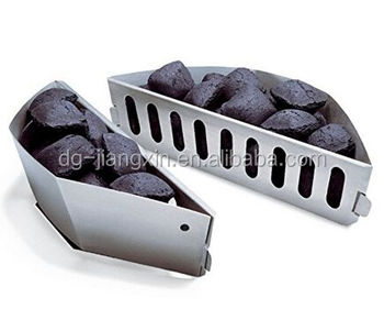 JX 7403 barbecue Char-Basket Charcoal Briquet Holders
