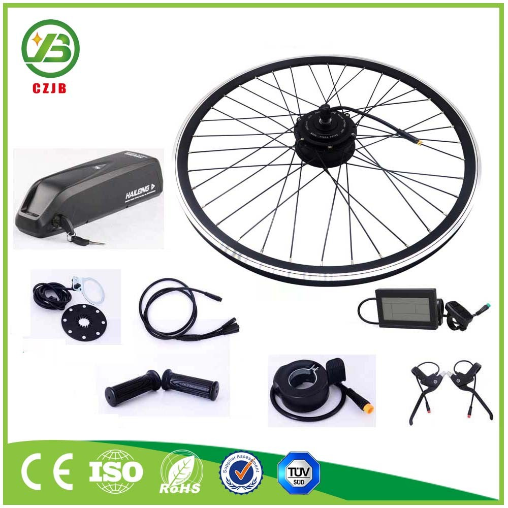 CZJB-92Q 36v 250w electric bike motor conversion kit