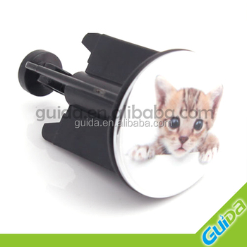 Bathroom Sanitary Basin Accessories Plastic Sink Stopper