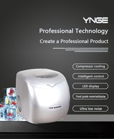 Newest ice maker High-Speed Automatic Ice Maker mini ice maker coca cola ice maker