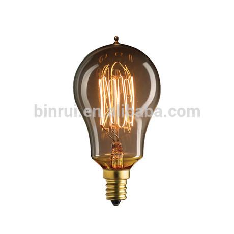 wholesale incandescent bulb a15 carbon cage 25w 60w. Black Bedroom Furniture Sets. Home Design Ideas