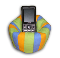 mini bean bag for placing the mobile phone or other small objects(NW785 )