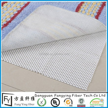 Eco-friendly plastic foam non slip rug pads easy care pvc underlay carpet anti slip rug pad