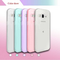 Ultra thin crystal clear wholesale mold soft tpu case for xiao mi 4