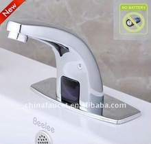 NEWEST!!!Touch Free Automatic Faucet/Basin Faucet/Sensor Mixer(Self Powered Infrared) QH0115P