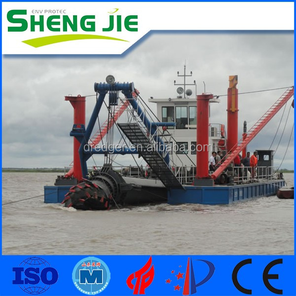 18 Inch Cutter Suction Dredger For Sale