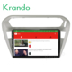 "Krando Android 7.1 9"" car gps radio for peugeot 301 citroen elysee car multimedia system navigation 4G LTE 2G RAM KD-PG104"