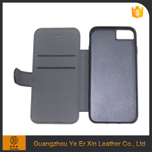 Wholesale phone cover maker free sample pu leather mobile phone case