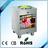 CE approved best quality fried ice-cream machine