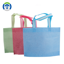 Tongxin High Quality Durable Custom Pictures Printing Non Woven Shopping Carry Bag