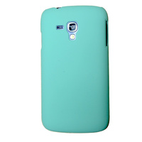 rubber coating pc hard case for samsung galaxy core i8260 i8262