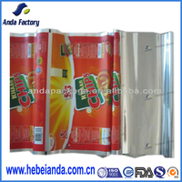 Factory Price Biscuits Food Packaging Wrapper