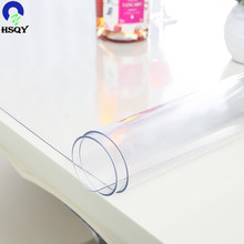PVC Crystal Film For Table Cloth Wholesale PVC Table Cloth