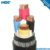 underground electrical cable 600v copper core XLPE insulation SWA armoured 4x25mm cable