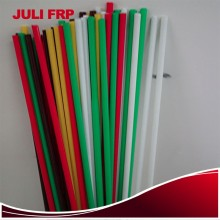High strength colored Fiberglass Rods with taper angles in glass fiber products for garden & Large Shed