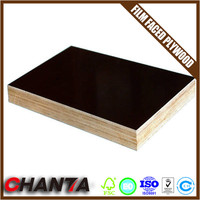 China hot sell film faced plywood commercial plywood