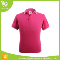 High Quality Wholesale Men Blank Pique Polo T-Shirt