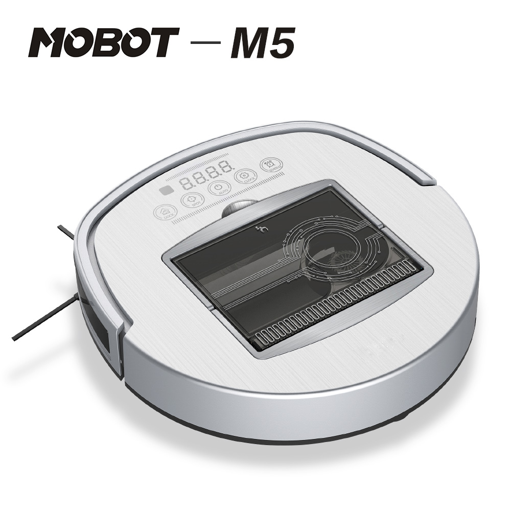 Good Wholesale Price Cyclone Navigation Robot Vacuum Cleaner