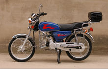 ALPHA 50 - 90cc Street Bike WJ50 with EEC
