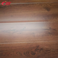 New arrival economic pink wood laminate floor covering