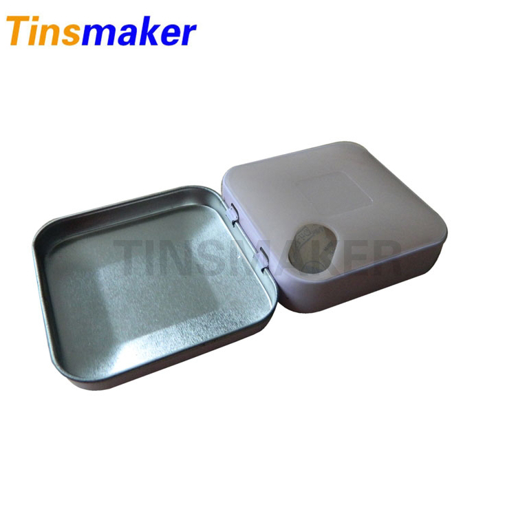 Professional Mini Round Candy Tin Containers