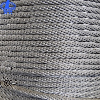 Factory Directly tensioned cable for hanging shelves with long service life